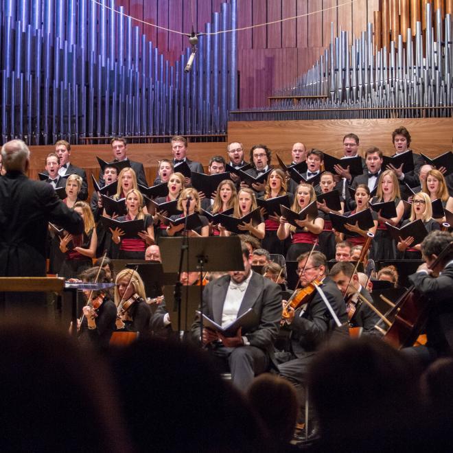 Ivan Goran Kovacic Academic Choir 71 Dubrovacke Ljetne Igre