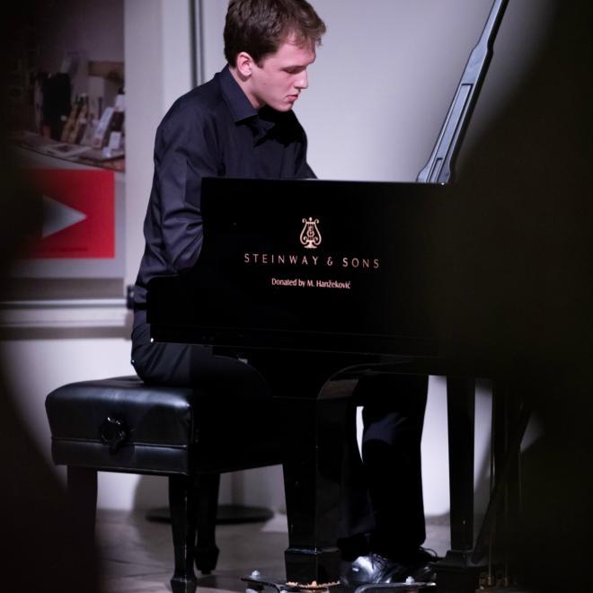 IVAN KRPAN, piano | 70  Dubrovnik Summer Festival