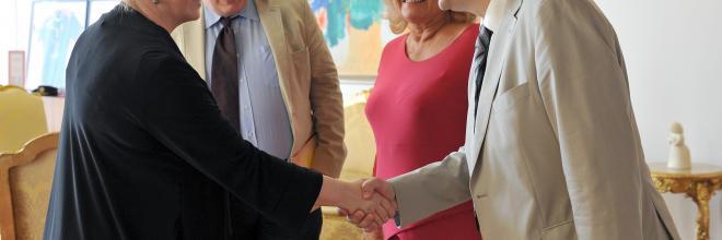 Fotografije: Ured Predsjednice RH, Filip Glas